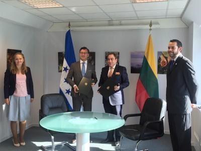 Embassy of Honduras Belgium