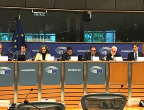 Parlamento Europeo recibe informe de elecciones internas hondureñas