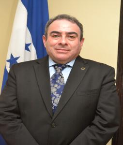 Embajador Roberto Ochoa Madrid