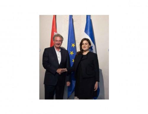 Honduras busca estrechar lazos de cooperación con Luxemburgo